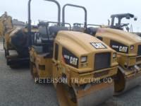 CATERPILLAR PAVIMENTADORA DE ASFALTO CB22B equipment  photo 1