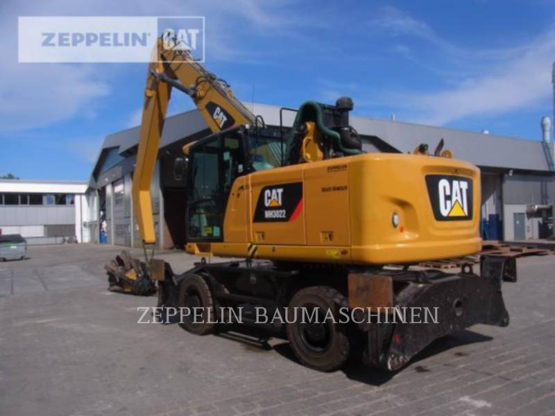 CATERPILLAR MOBILBAGGER MH3022 equipment  photo 4