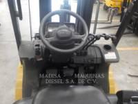 MITSUBISHI CATERPILLAR FORKLIFT MONTACARGAS 2P5000 equipment  photo 11