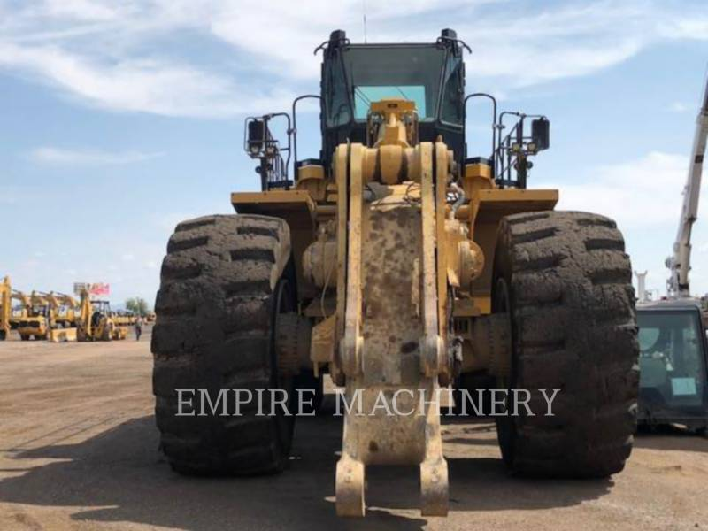 CATERPILLAR WHEEL LOADERS/INTEGRATED TOOLCARRIERS 992K equipment  photo 8