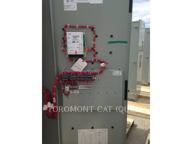 CATERPILLAR COMPONENTES DE SISTEMAS TRANSFER SW CAT ATC 600A 480V equipment  photo 4