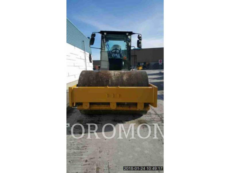 CATERPILLAR COMPACTORS CS66B equipment  photo 3