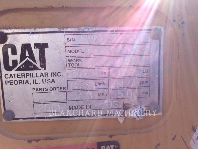 CATERPILLAR EXCAVADORAS DE CADENAS 336E equipment  photo 12