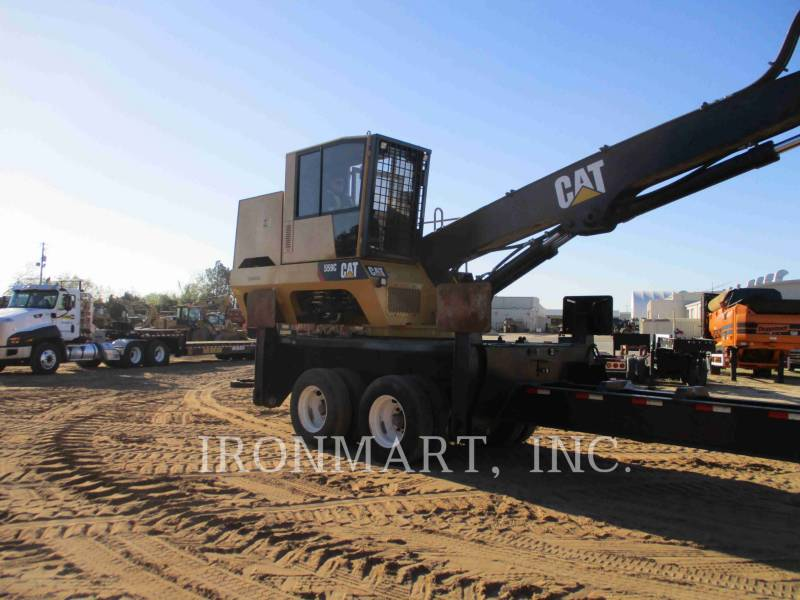 CATERPILLAR KNUCKLEBOOM LOADER 559CDS equipment  photo 4