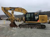 CATERPILLAR PELLES SUR CHAINES 329EL TH equipment  photo 5