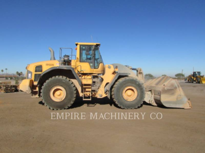 VOLVO WHEEL LOADERS AB CARGADORES DE RUEDAS L250G equipment  photo 5