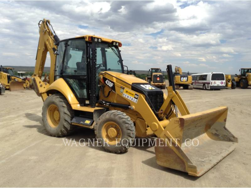 CATERPILLAR CHARGEUSES-PELLETEUSES 430FST equipment  photo 2
