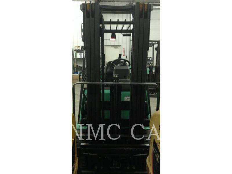 MITSUBISHI FORKLIFTS MONTACARGAS FGC25N_MT equipment  photo 4