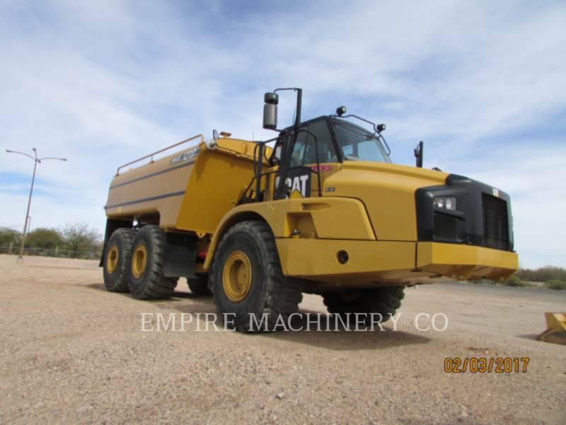 CATERPILLAR 給水トラック 740B WT equipment  photo 3