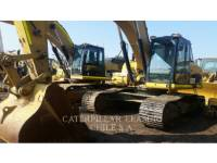 CATERPILLAR KOPARKI GĄSIENICOWE 329DL equipment  photo 5