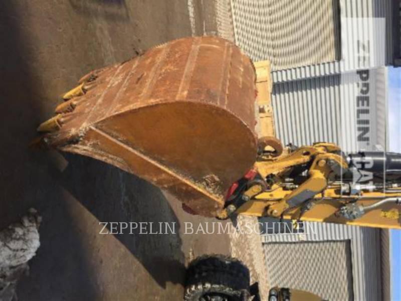 CATERPILLAR ホイール油圧ショベル M313D equipment  photo 8