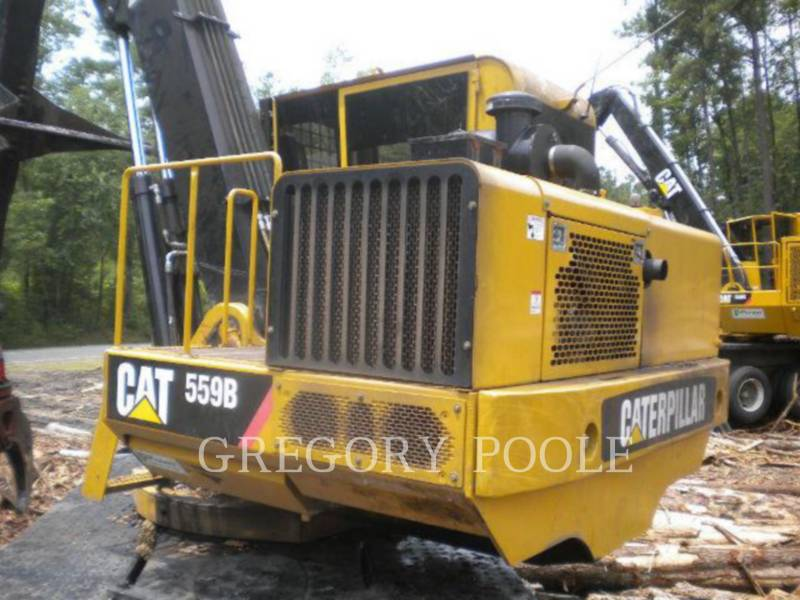 CATERPILLAR ARTICULATION POUR CHARGEUR 559B DS equipment  photo 18