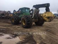 Equipment photo JOHN DEERE 748H SILVICULTURĂ – EXCAVATOR FORESTIER 1