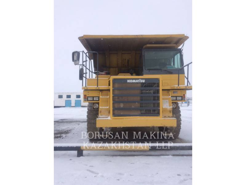 KOMATSU DUMP TRUCKS HD325  equipment  photo 4