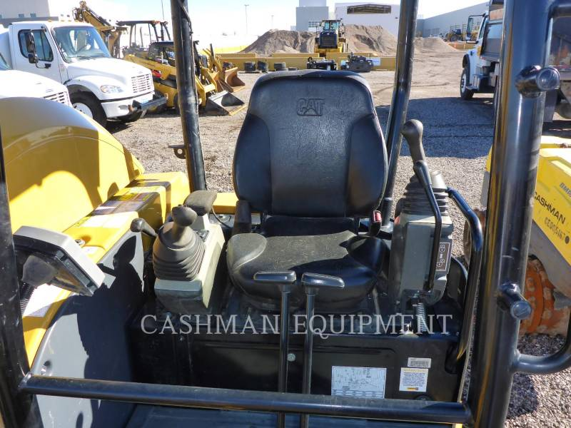 CATERPILLAR TRACK EXCAVATORS 303.5E2 equipment  photo 7