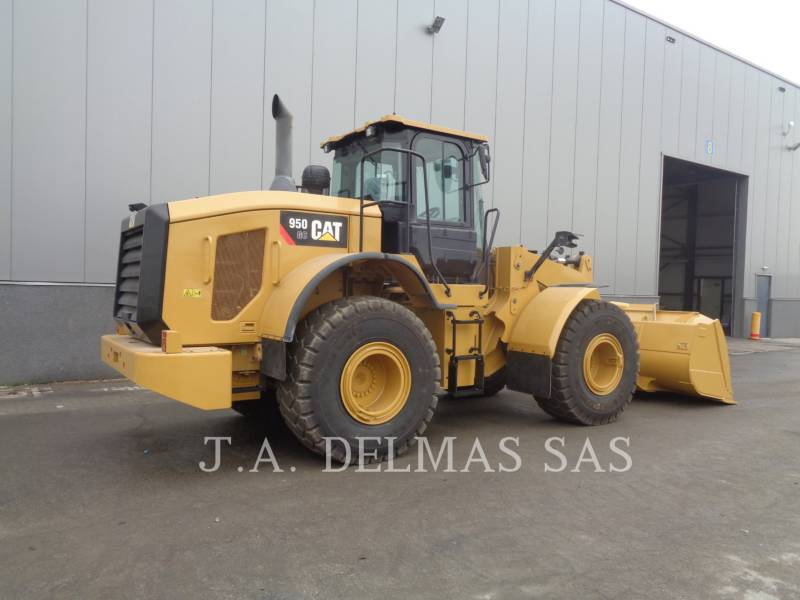 CATERPILLAR WHEEL LOADERS/INTEGRATED TOOLCARRIERS 950 GC equipment  photo 4