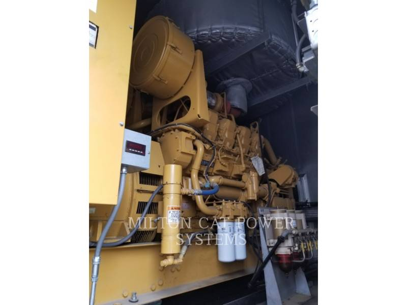 CATERPILLAR STATIONARY GENERATOR SETS D3508-1000 KW equipment  photo 2