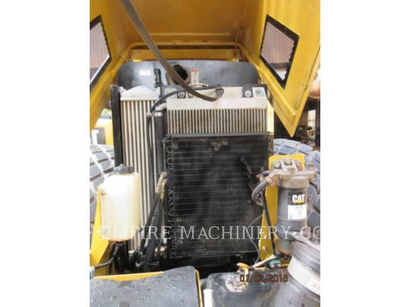 CATERPILLAR VIBRATORY SINGLE DRUM PAD CS533E equipment  photo 10