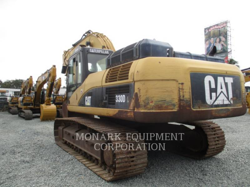 CATERPILLAR 履带式挖掘机 330DL equipment  photo 3