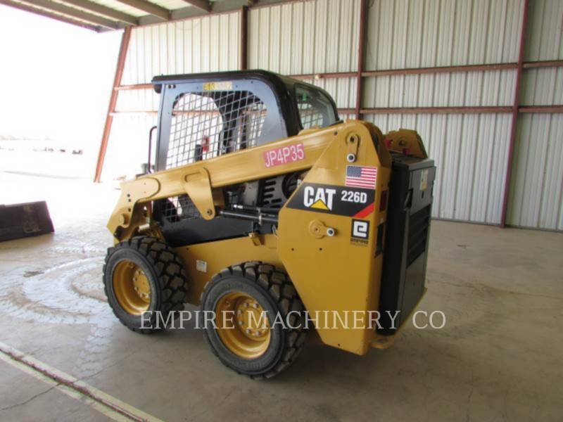 Caterpillar MINIÎNCĂRCĂTOARE RIGIDE MULTIFUNCŢIONALE 226D equipment  photo 3