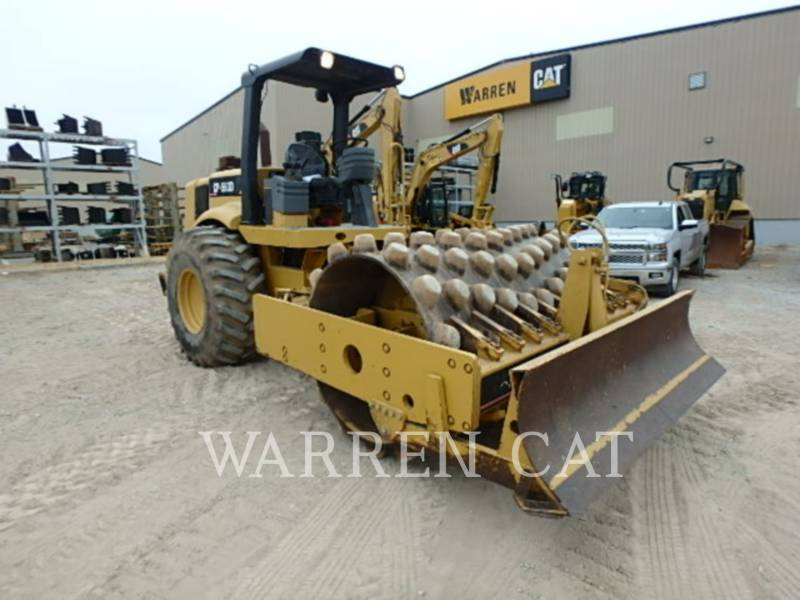 CATERPILLAR FINISSEURS CP563D equipment  photo 4