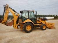 CATERPILLAR GRAAF-LAADCOMBINATIES 420FST equipment  photo 4