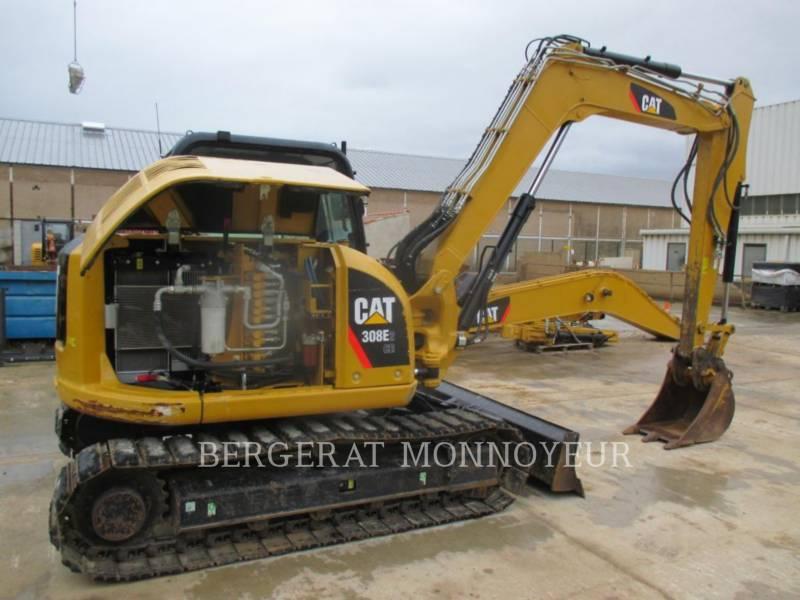 CATERPILLAR PELLES SUR CHAINES 308E2CR SB equipment  photo 6