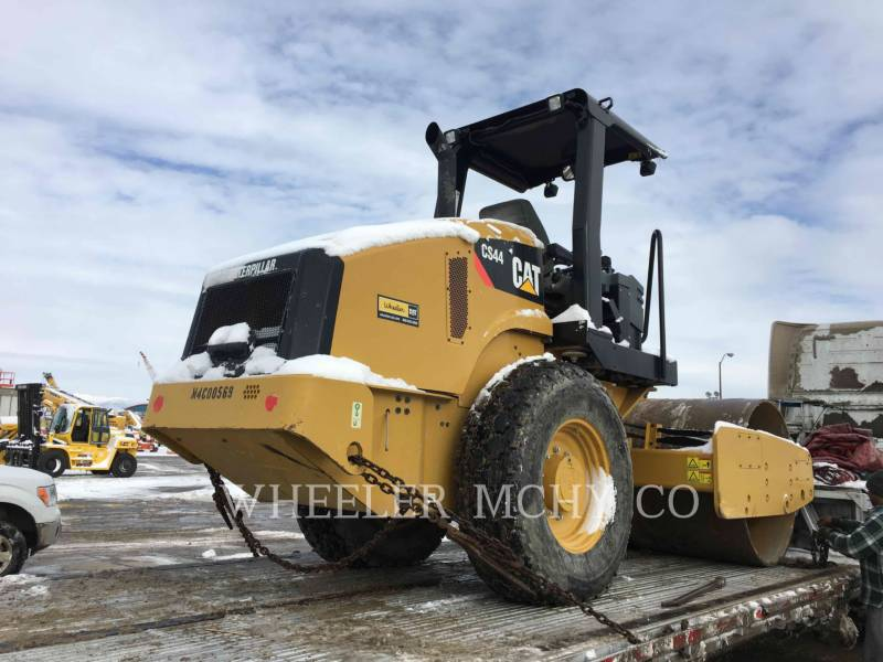 CATERPILLAR COMBINATION ROLLERS CS44 equipment  photo 3