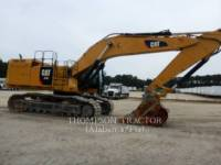 Equipment photo CATERPILLAR 374FL トラック油圧ショベル 1