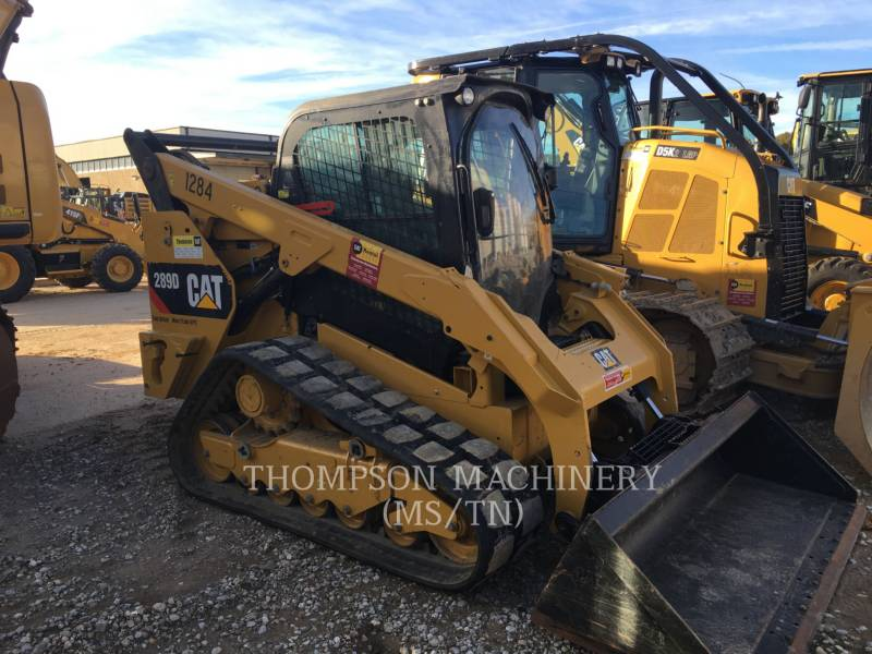 CATERPILLAR CHARGEURS COMPACTS RIGIDES 289DHF equipment  photo 1
