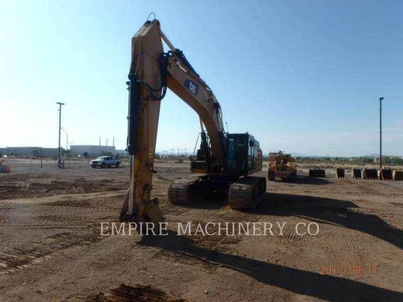 CATERPILLAR トラック油圧ショベル 349EL    P equipment  photo 4