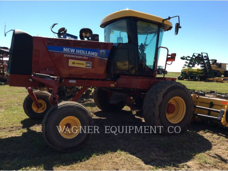 NEW HOLLAND LTD. 農業用集草機器 240 equipment  photo 18
