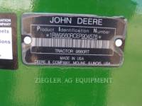 DEERE & CO. TRACTEURS AGRICOLES 9560RT equipment  photo 2