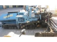 Equipment photo ROADTEC RP195 PAVIMENTADORA DE ASFALTO 1