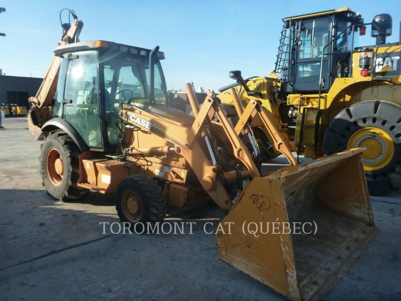 CASE バックホーローダ 580 M equipment  photo 1