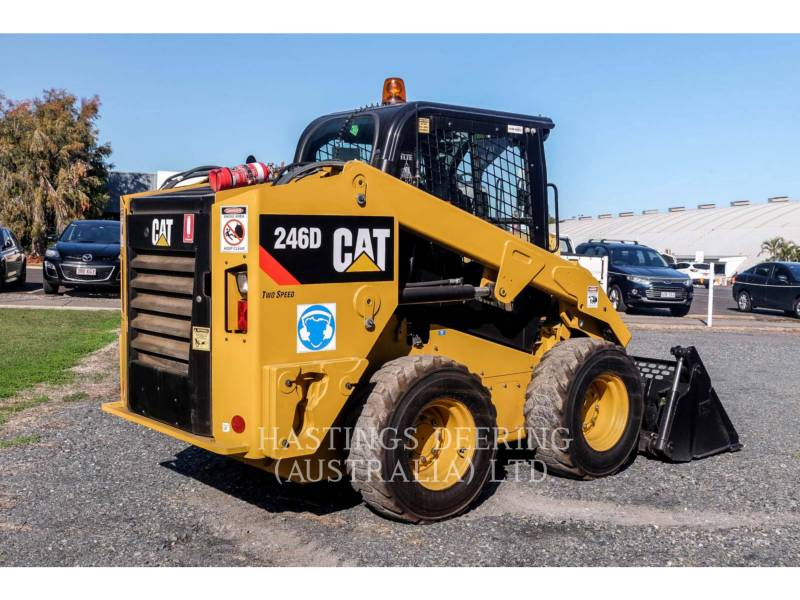 CATERPILLAR SKID STEER LOADERS 246DLRC equipment  photo 7