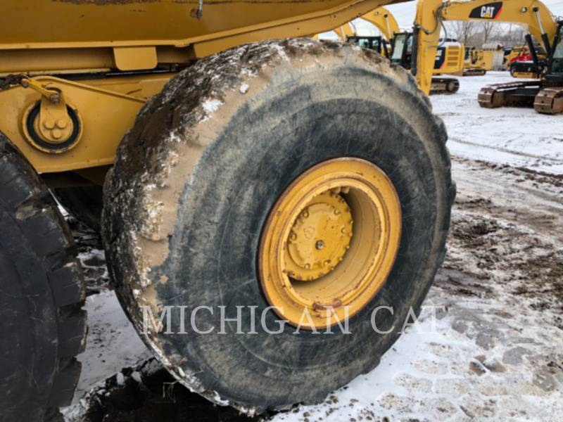 CATERPILLAR ARTICULATED TRUCKS 740B T equipment  photo 14