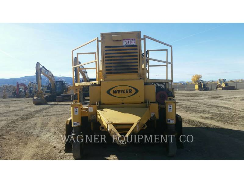 WEILER WINDROW ELEVATORS E650B equipment  photo 14
