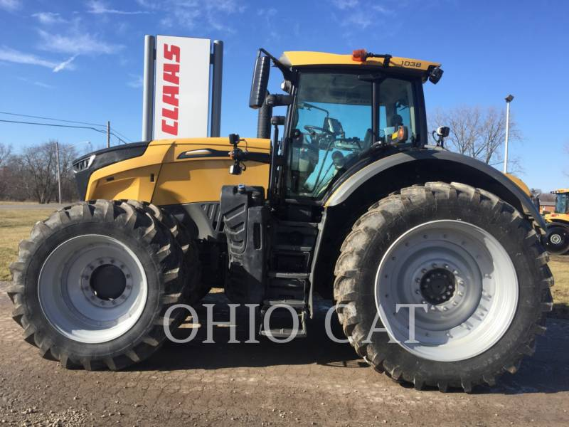 AGCO-CHALLENGER TRACTEURS AGRICOLES CH1038 equipment  photo 2
