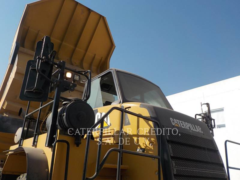 CATERPILLAR DUMPER A TELAIO RIGIDO DA MINIERA 770 equipment  photo 24