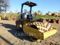 CATERPILLAR EINZELVIBRATIONSWALZE, BANDAGE CP44 equipment  photo 4