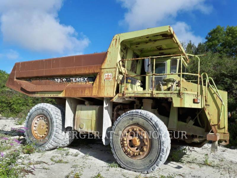TEREX CORPORATION CAMIOANE PENTRU TEREN DIFICIL 3340 equipment  photo 2