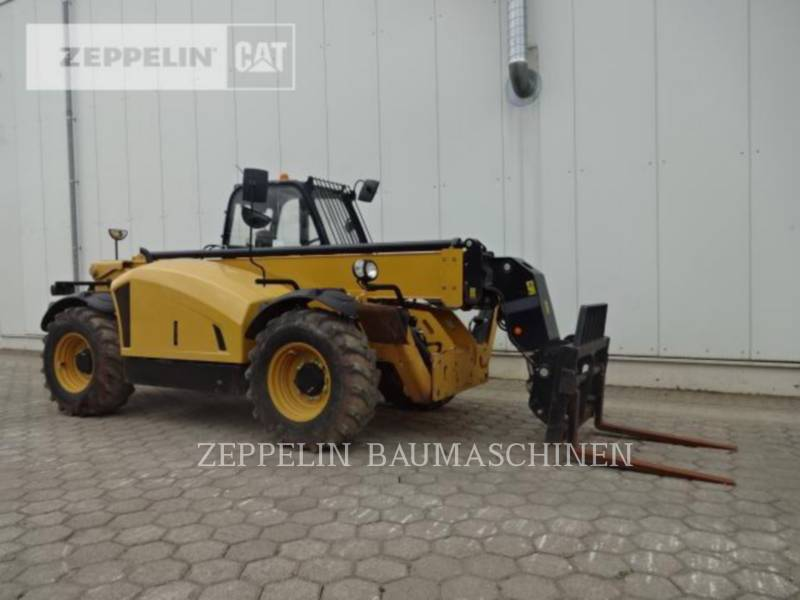 CATERPILLAR TELESKOPSTAPLER TH414CGC equipment  photo 4