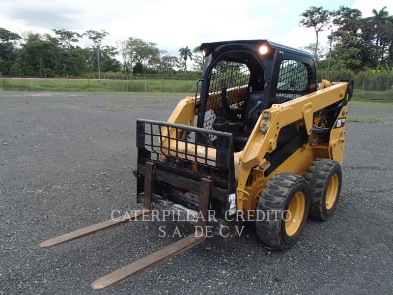 CATERPILLAR MINICARGADORAS 232DLRC equipment  photo 1