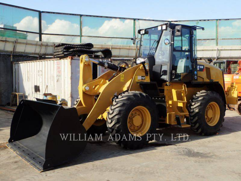CATERPILLAR WHEEL LOADERS/INTEGRATED TOOLCARRIERS 910K equipment  photo 1