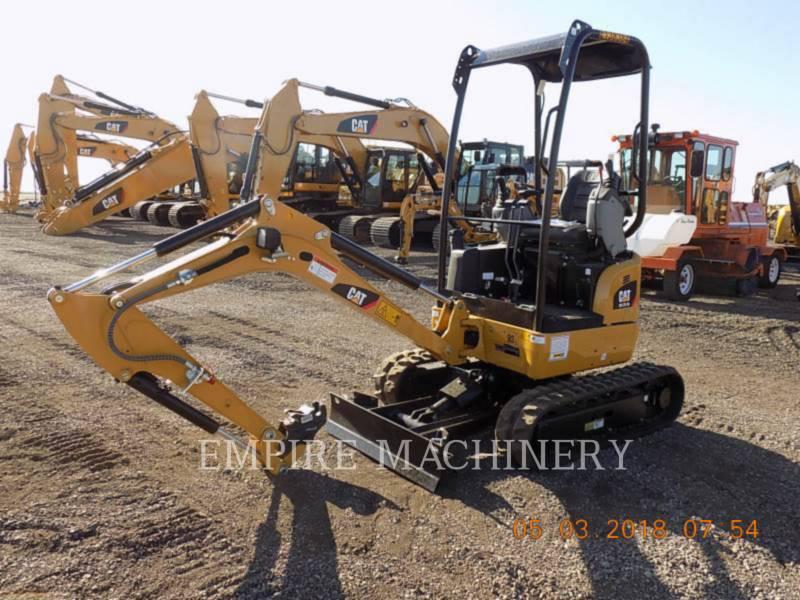 CATERPILLAR ESCAVATORI CINGOLATI 301.7DCR equipment  photo 4