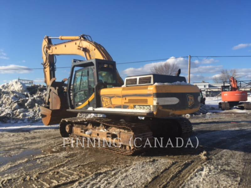 JCB PELLES SUR CHAINES JS330 equipment  photo 4