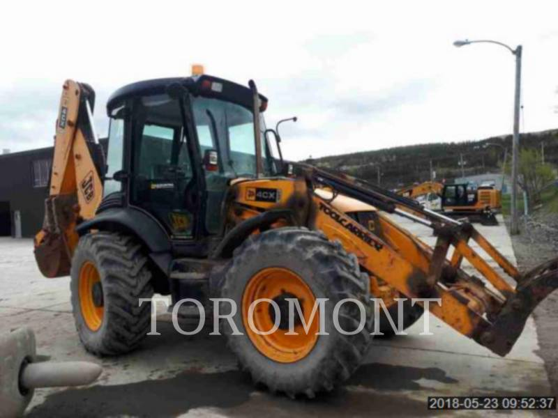 JCB BAGGERLADER 4CX14EC equipment  photo 2