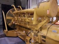 CATERPILLAR STATIONARY GENERATOR SETS 3516B,_ 2000KW,_ 600V equipment  photo 1