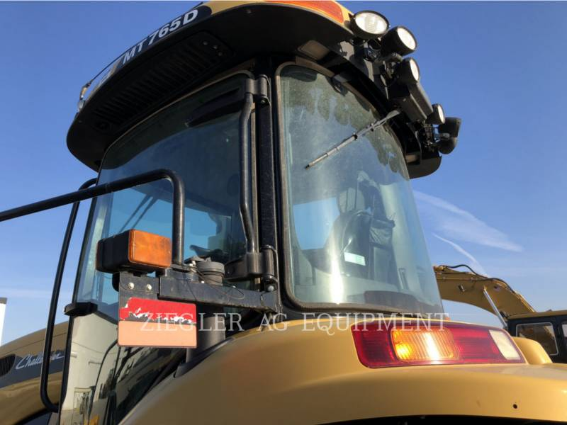 AGCO-CHALLENGER AG TRACTORS MT765D equipment  photo 13